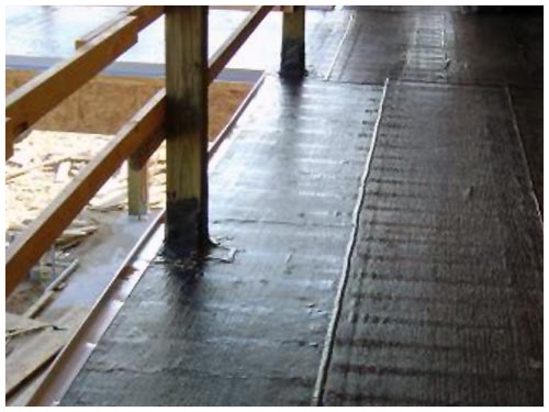 Damp And Waterproofing Application - Waterproofing Services